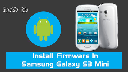 Reload firmware galaxy s3