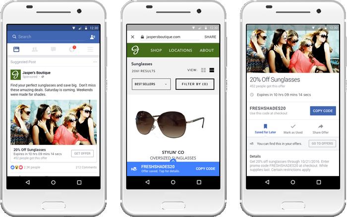 facebook ads ejemplo