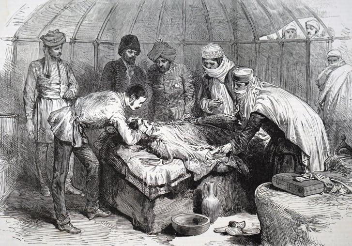 Sơ lược về lịch sử phẫu thuật thẩm mỹ từ cổ đại đến hiện đại