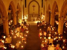 Image result for easter vigil