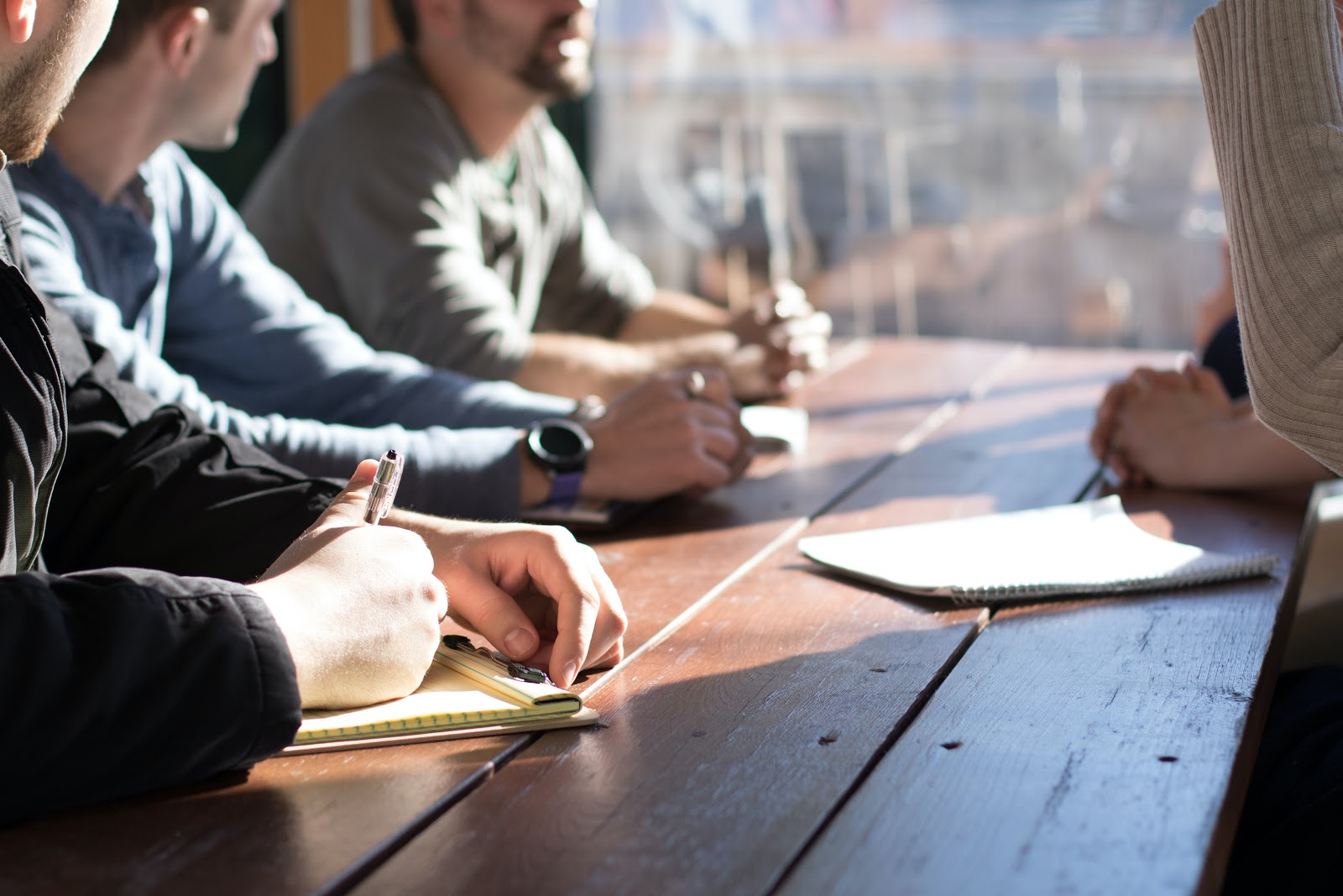 small business hiring tips : choose a new hire who is  a team player