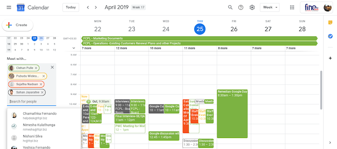 Save time with new scheduling features in Calendar