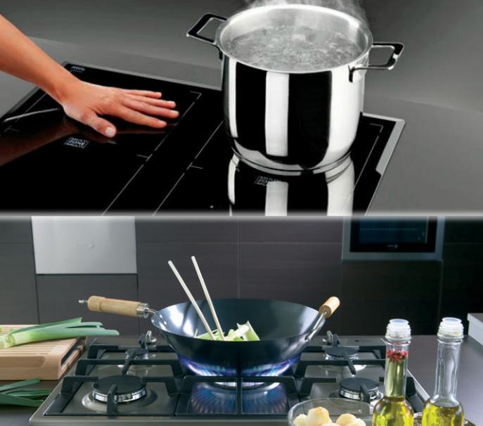 So sánh bếp từ và bếp ga loại nào tiết kiệm hơn?