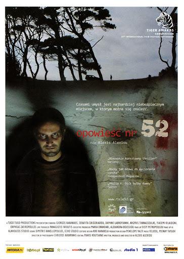Przód ulotki filmu 'Opowieść Nr 52'