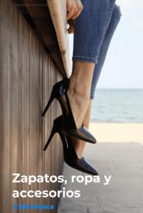 Ahorra en ropa y zapatos