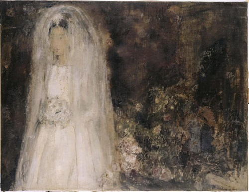 Spanish female artists Carmen Laffon