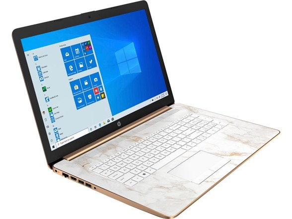 "HP 17.3"" 17-by3697nr Laptop"