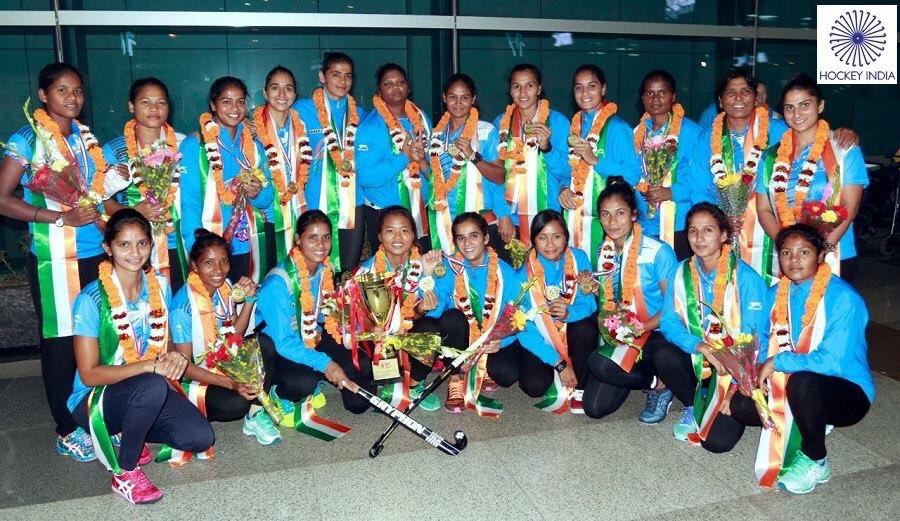 Women's Indian Hockey