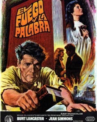 El fuego y la palabra (1960, Richard Brooks)