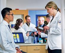 Image of pharmacy students