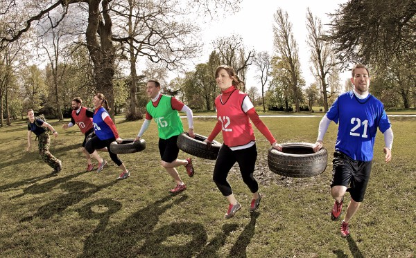 British Military Fitness | GoSweat | The 4 Best Battersea Bootcamps