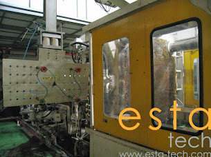 Toshiba IS1300DG-81A (2006) Plastic Injection Moulding Machine