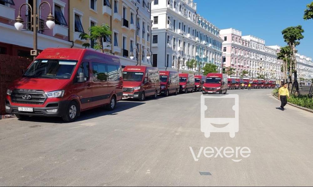 Xe Ninh Quỳnh Car Vip đi Quảng Ninh