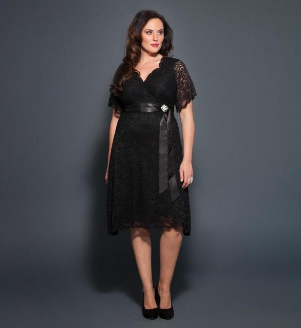 Đầm dạ hội cho người mập: 4 bí quyết lựa chọn bộ cánh sang trọng