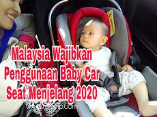 Penggunaan kerusi keselamatan kanak-kanak di Malaysia mengikut garis panduan MIROS