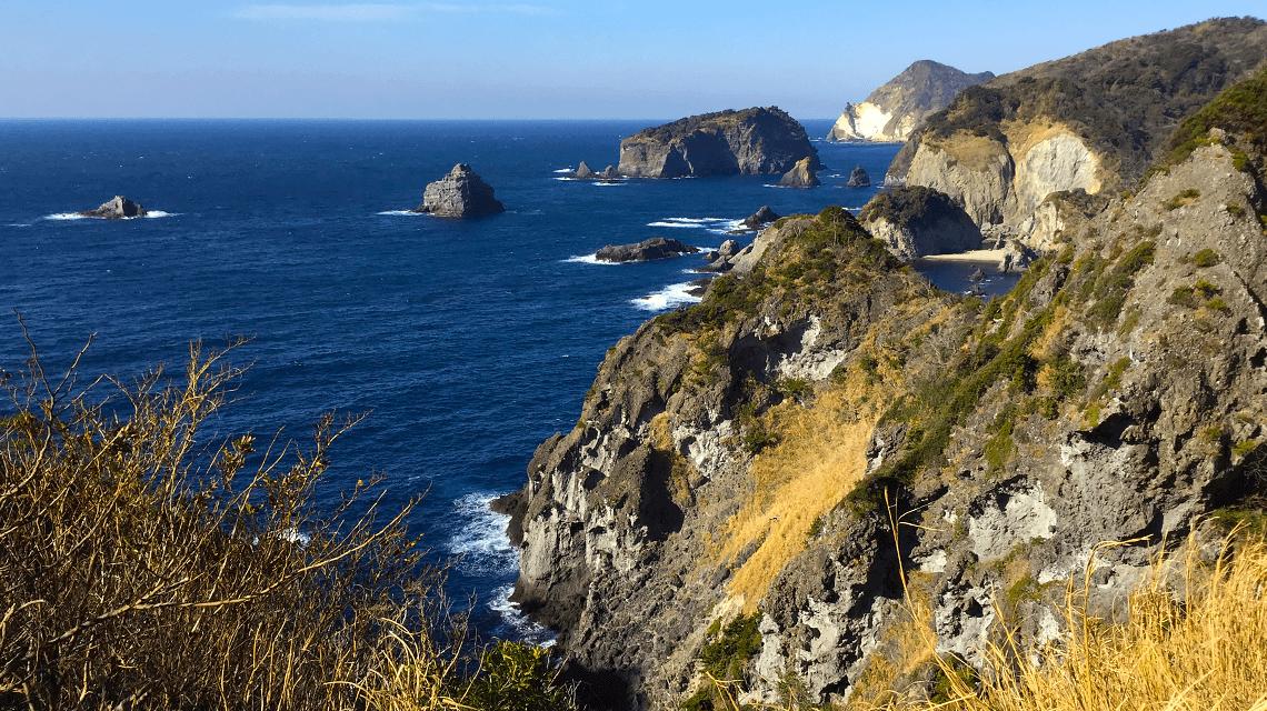 Izu Peninsula, Yugashima Izu, Shizuoka Prefecture, Japan