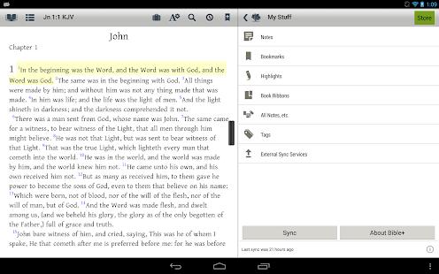 KJV Strong's: Bible Study App apk | Skiopnos