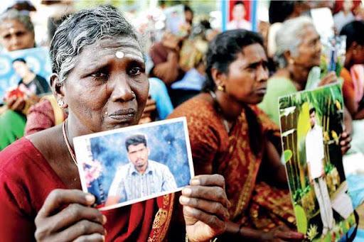 Daily Mirror - Struggle for Human Rights in Sri Lanka