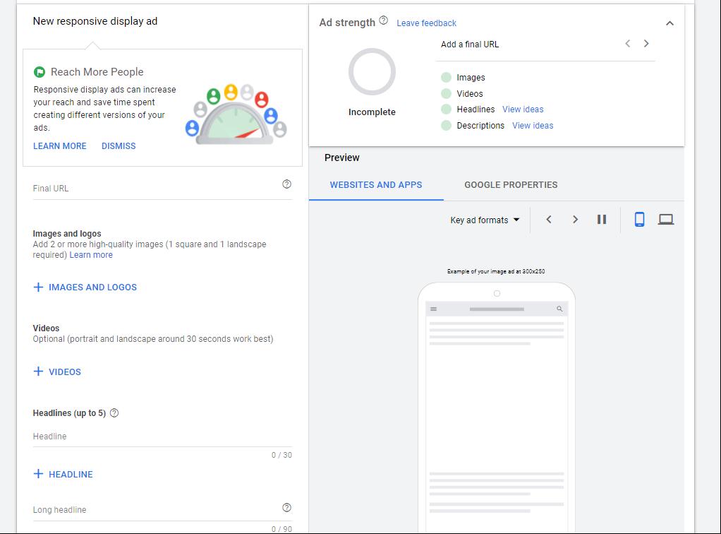 Google Ads Copywriting & Creative