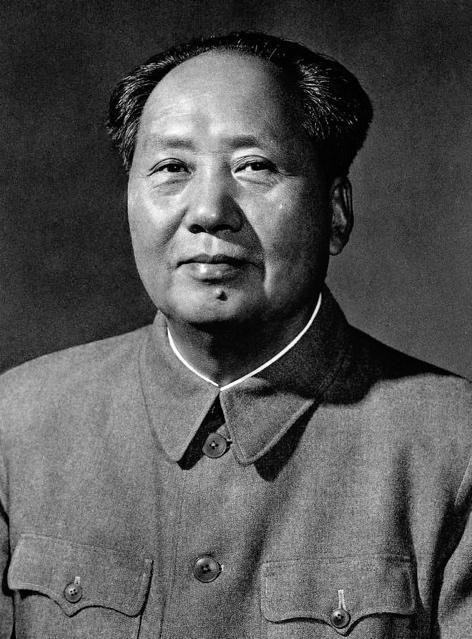 Mao Zedong - Wikipedia