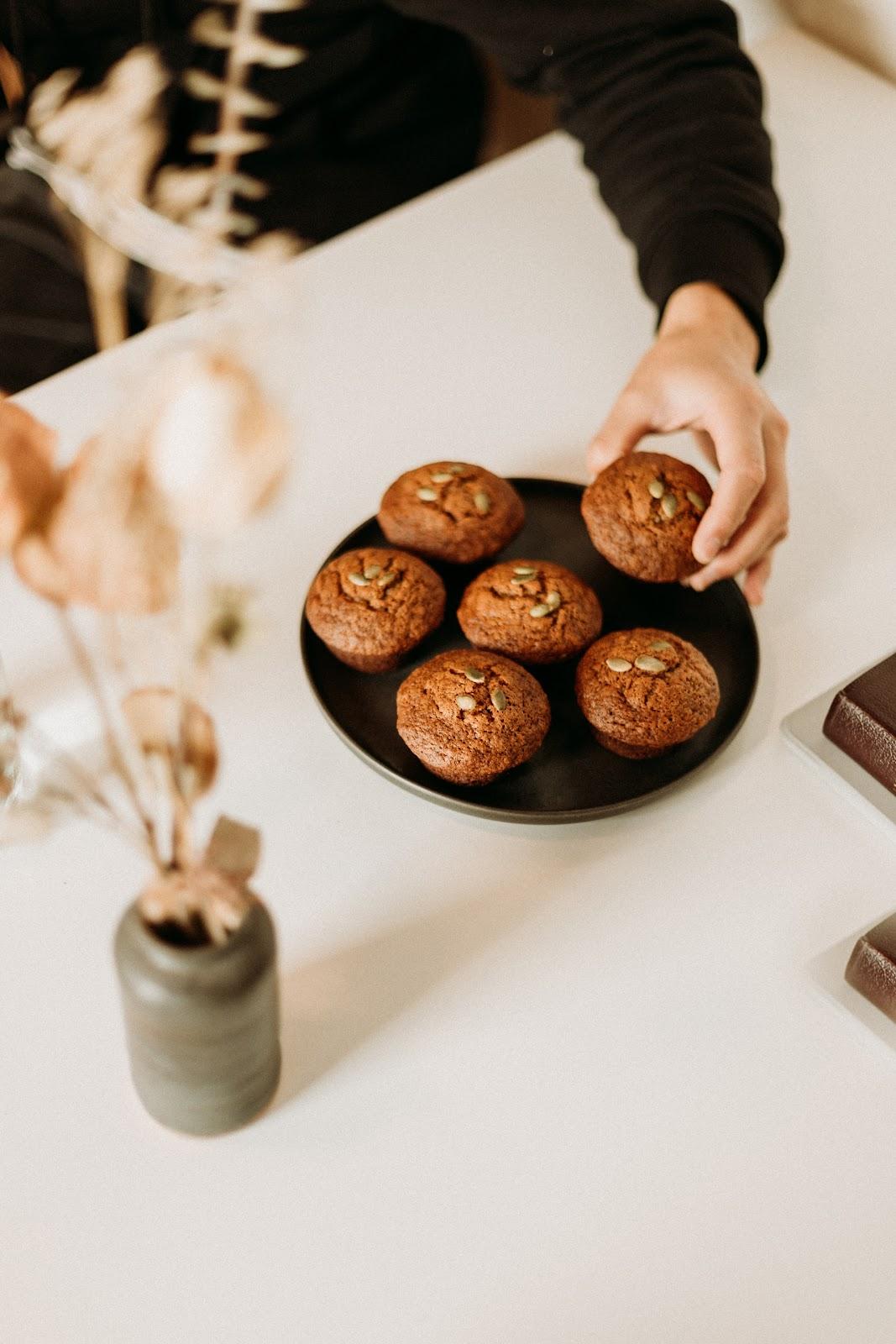 Wie lange halten sich Muffins?