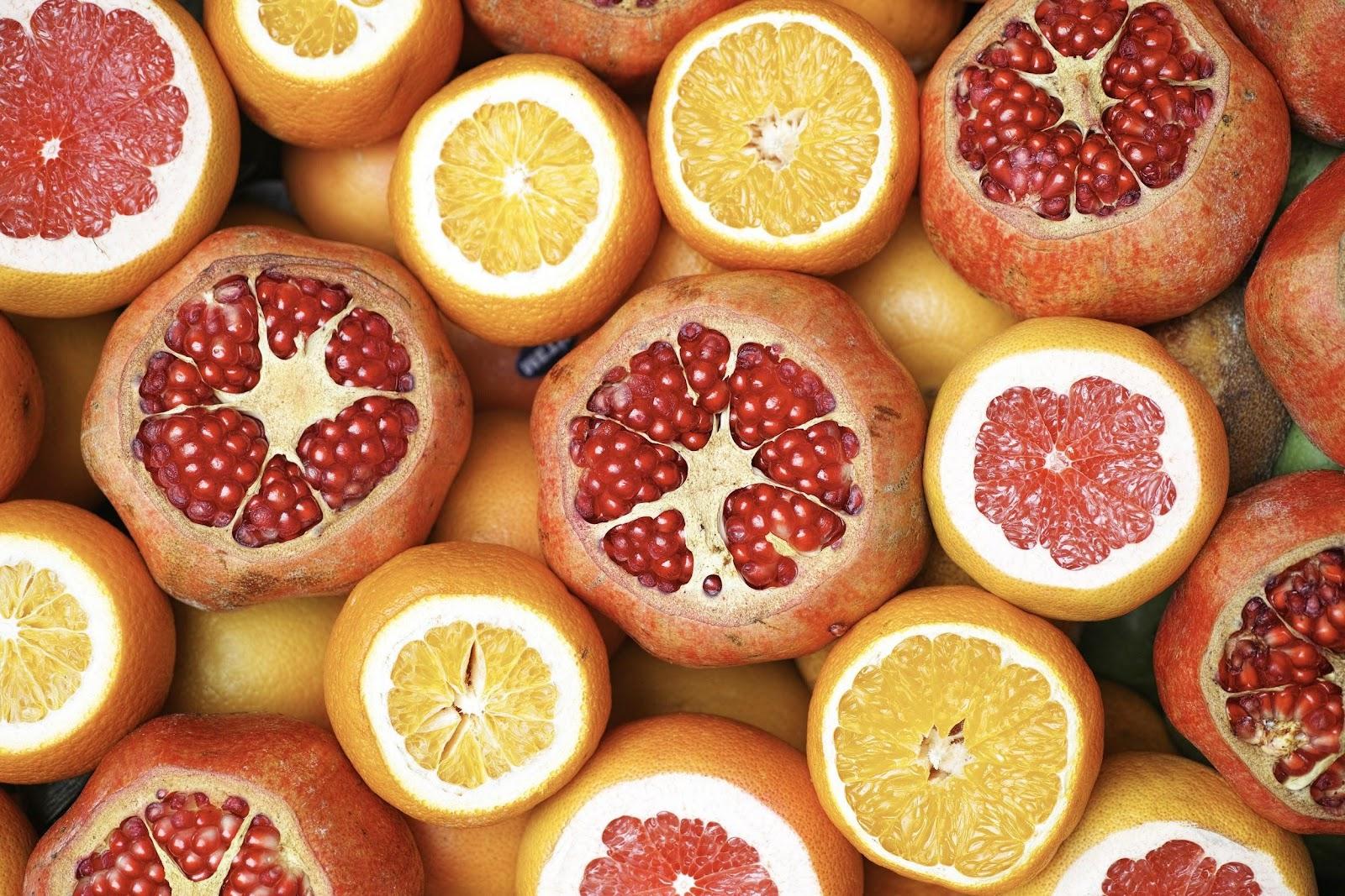 ผลไม้ตระกูลซิตรัส