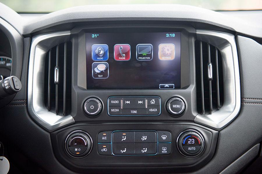 Thiết kế của chiếc Chevrolet Trailblazer 2020 luôn làm hài lòng người dùng bởi những tiện nghi trên xe