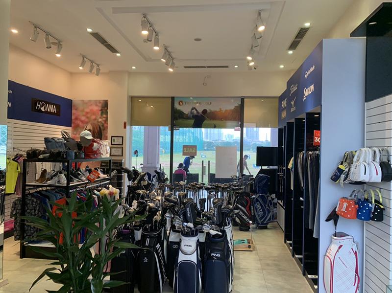 Gậy Golf Honma chính hãng, giá tốt tại Star Golf Group