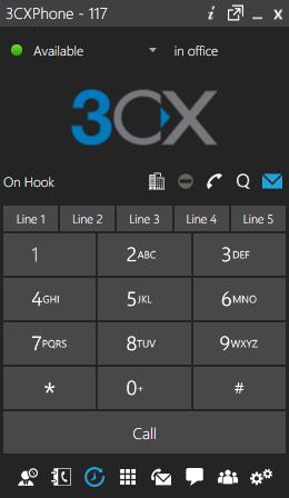 Setting up 3CX SoftPhone - Preguntas Frecuentes - FAQ