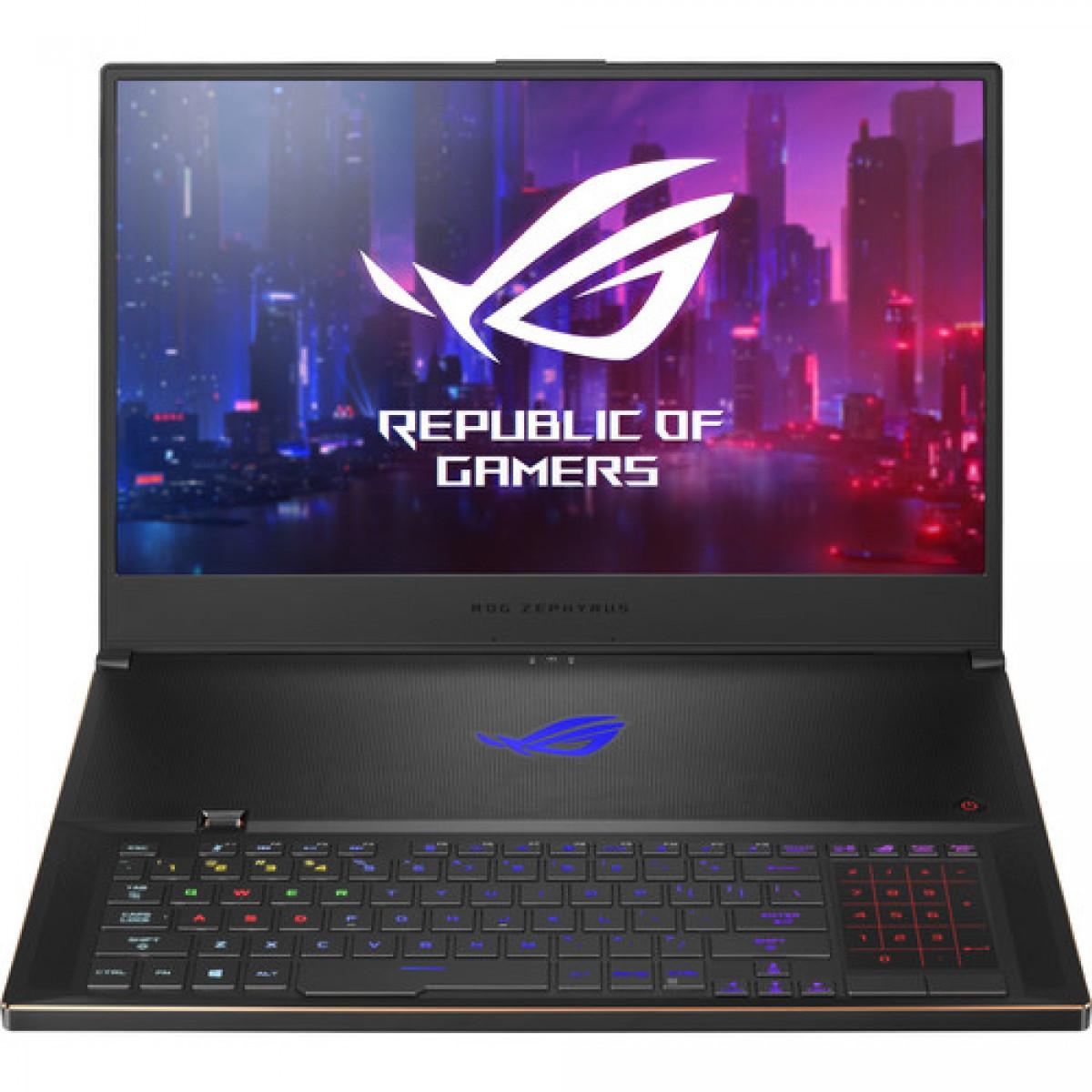 "ASUS - ROG Zephyrus S GX701 17.3""   Asus Gaming Laptops"