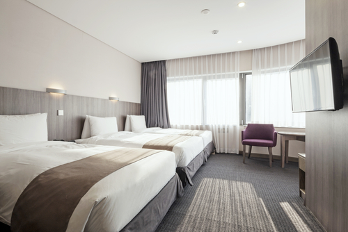 khách sạn ở Hàn Quốc