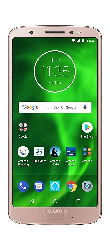 image of Moto smartphone