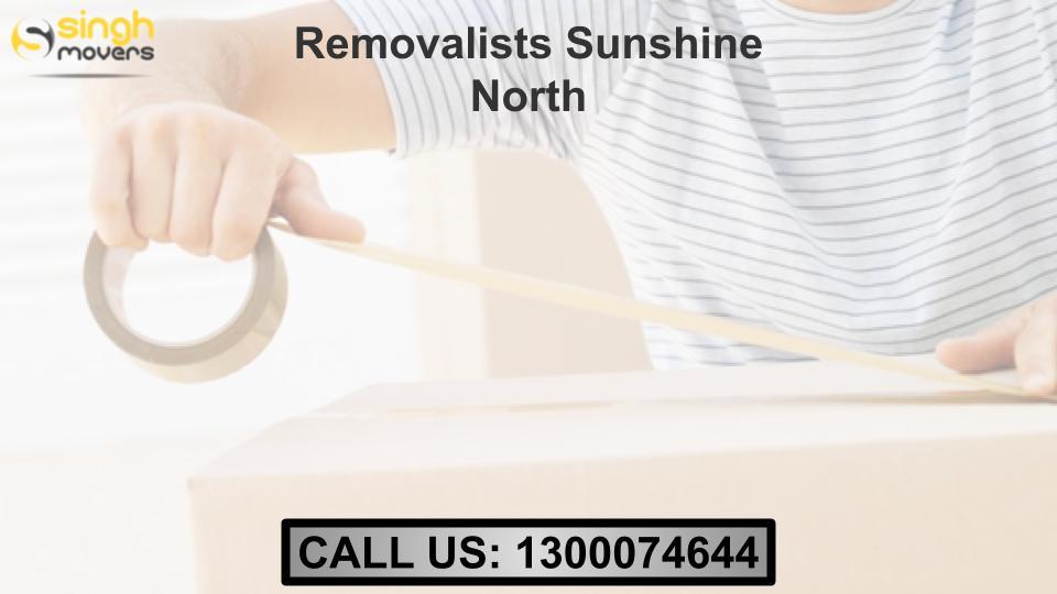 Removalists Sunshine North