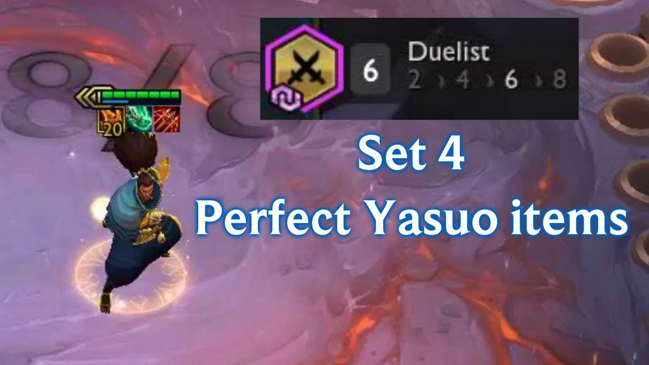 Đấng Yasuo qua các mùa Đấu Trường Chân Lý: Khi thì chủ lực gánh team, lúc lại là quả tạ hạng nặng - Ảnh 8.