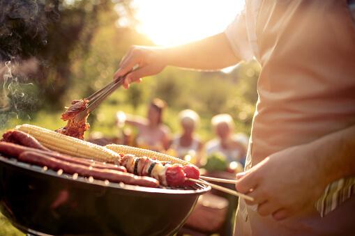 Barbecue terrasse