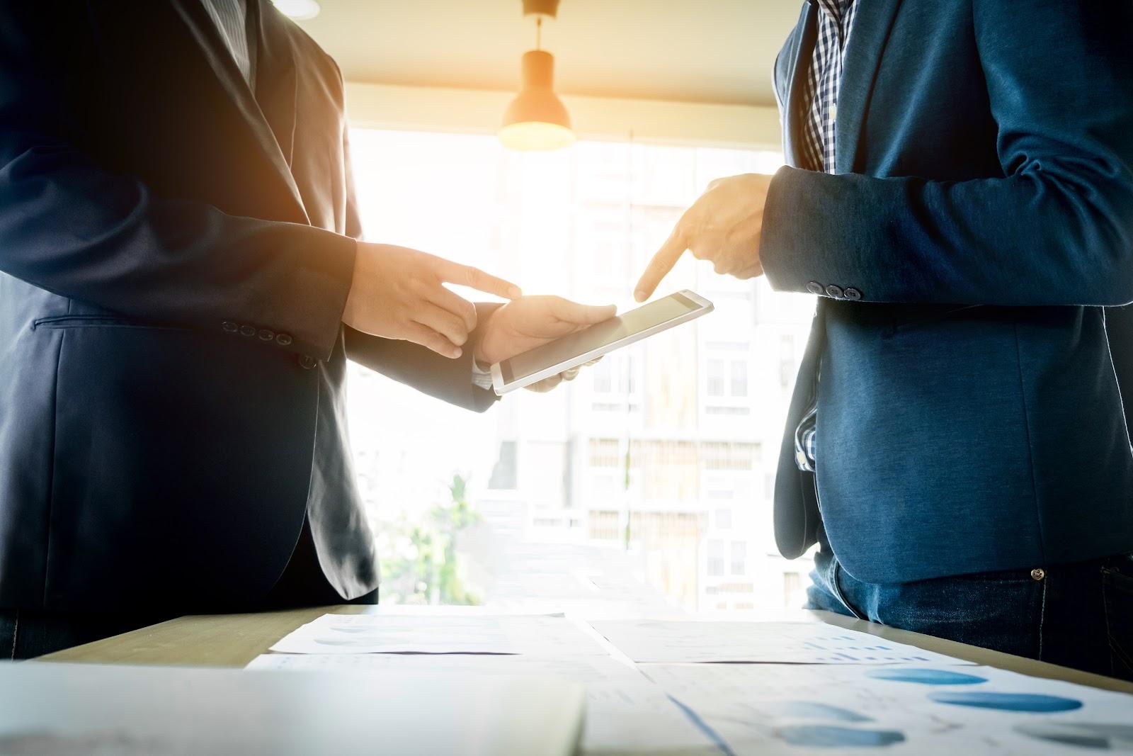 A geração de leads e a organização de uma empresa