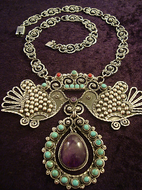 What is sterling silver 925 silver and mexican silver sterling silver bird necklace mozeypictures Choice Image