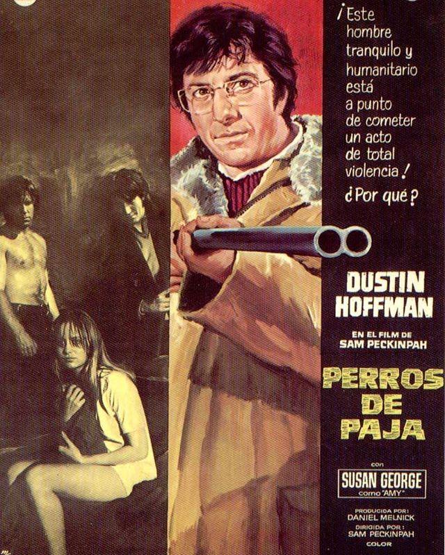 Perros de paja (1971, Sam Peckinpah)