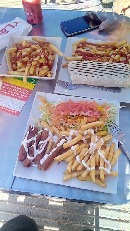 Bar Doner Kebab Hostalric Av. Coronel Estrada, 17450 Hostalric, Girona