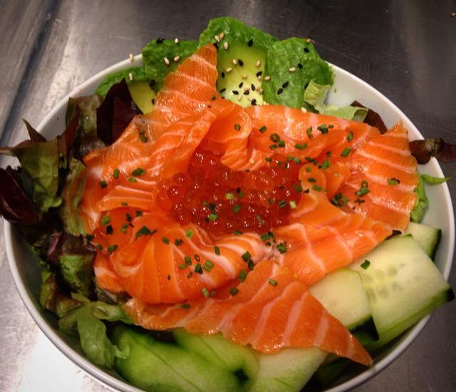 Kokoro Sushi & More Carrer de Jacint Verdaguer, 31, 08500 Vic, Barcelona