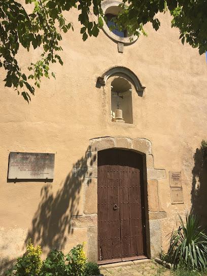 Església de Santa Creu d'Horta