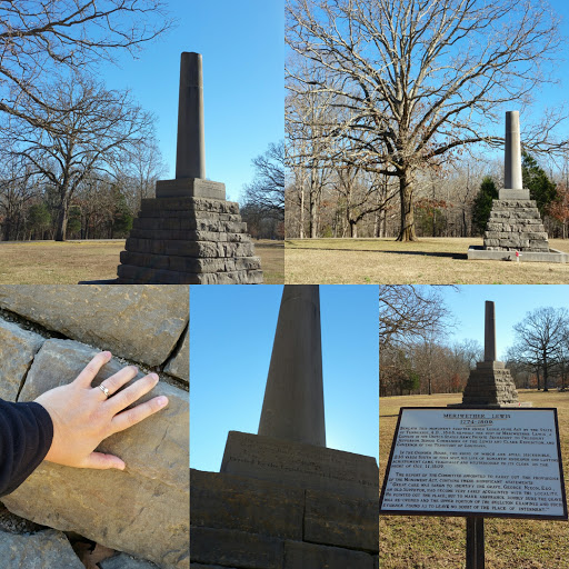 Monument «Meriwether Lewis Monument», reviews and photos, Old Natchez Trace, Hohenwald, TN 38462, USA