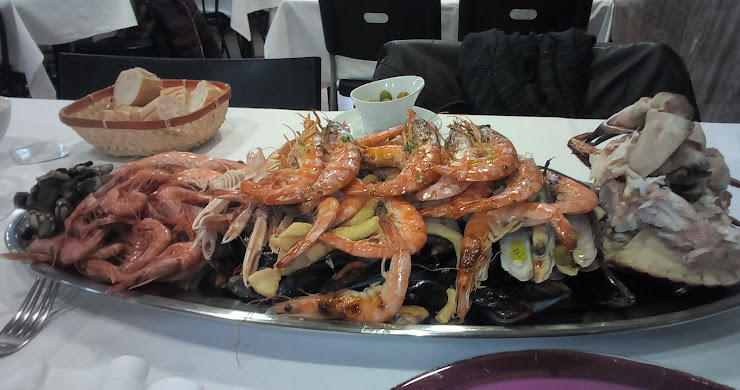 Restaurante Marisquería Mare Nostrum Armenteras, 10, 08980 San Felíu de Llobregat, Barcelona