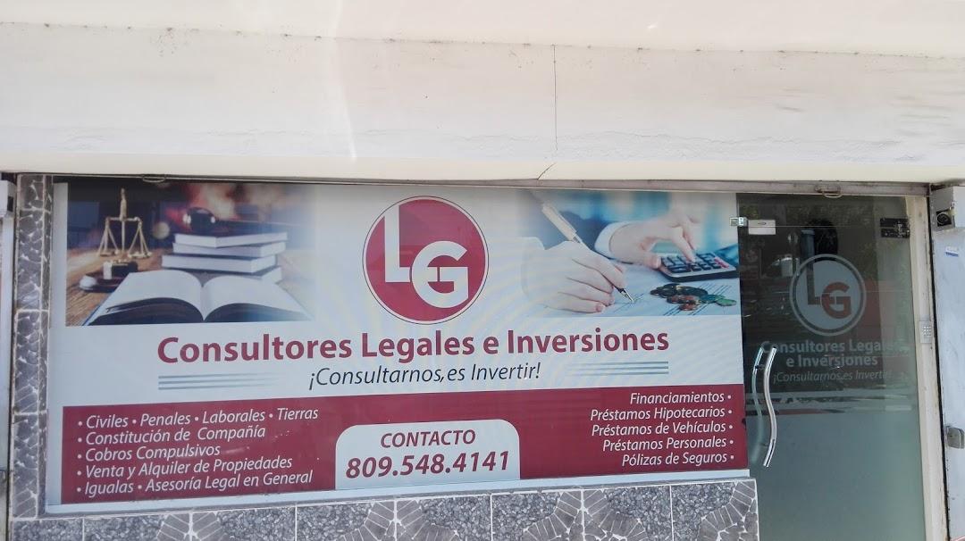 LG Consultores Legales e inversiones