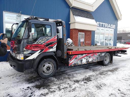 Towing Service Blick Remorquage in Berthierville (QC)   AutoDir