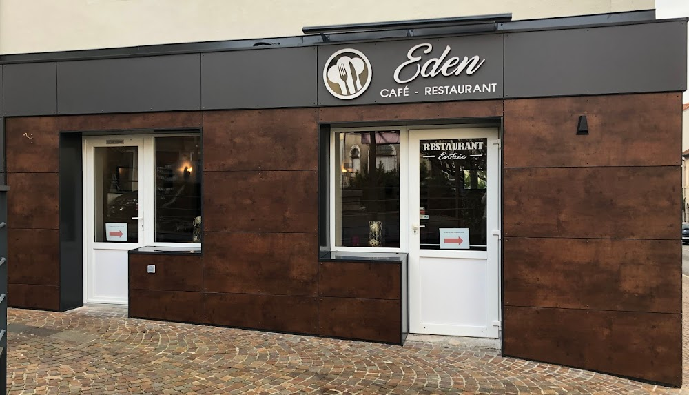 photo du resaurant Eden Café