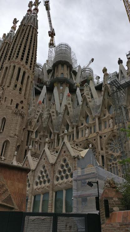 Basílica de la Sagrada Família Carrer de Mallorca, 401, 08013 Barcelona