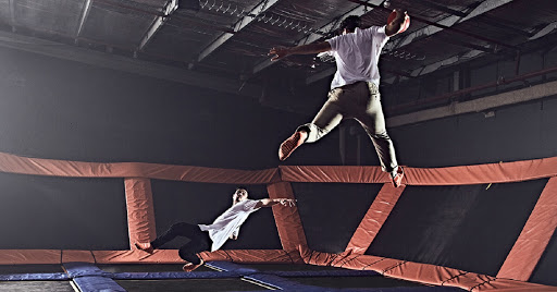 Amusement Center «Sky Zone Trampoline Park», reviews and photos, 70 Pawtucket Ave, Rumford, RI 02916, USA
