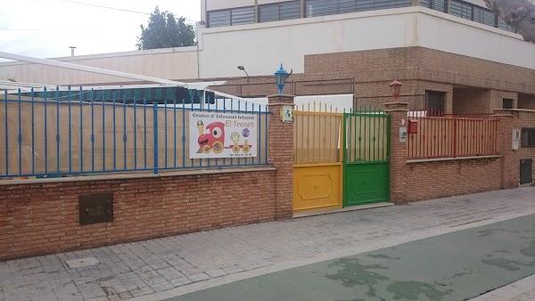 Escuela de educación Infantil El TRENET