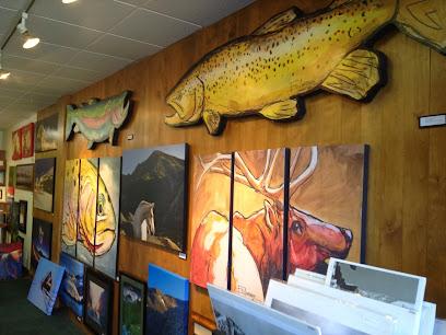 Saddletree Gallery Art Framing